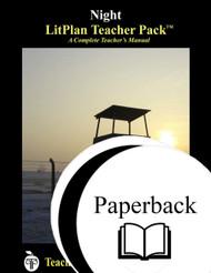 Night LitPlan Lesson Plans (Paperback)