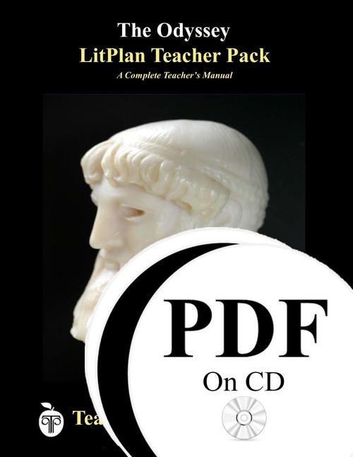 The Odyssey Lesson Plans Litplan Teacher Guide