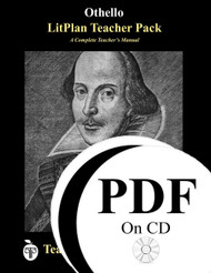 Othello LitPlan Lesson Plans (PDF on CD)