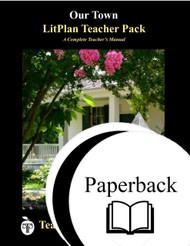 Our Town LitPlan Lesson Plans (Paperback)
