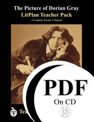 The Picture of Dorian Gray LitPlan Lesson Plans (PDF on CD)