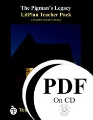 The Pigman's Legacy LitPlan Lesson Plans (PDF on CD)