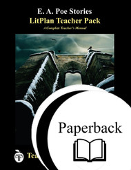Poe Stories LitPlan Lesson Plans (Paperback)