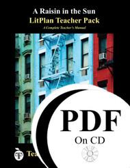 A Raisin in the Sun LitPlan Lesson Plans (PDF on CD)