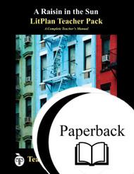 A Raisin in the Sun LitPlan Lesson Plans (Paperback)