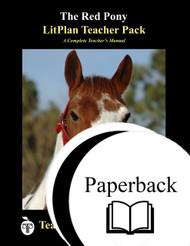 The Red Pony LitPlan Lesson Plans (Paperback)