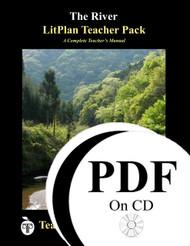 The River LitPlan Lesson Plans (PDF on CD)