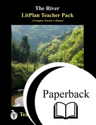 The River LitPlan Lesson Plans (Paperback)