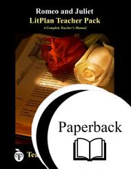 Romeo and Juliet LitPlan Lesson Plans (Paperback)