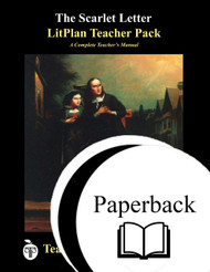 The Scarlet Letter LitPlan Lesson Plans (Paperback)