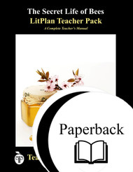 The Secret Life of Bees LitPlan Lesson Plans (Paperback)