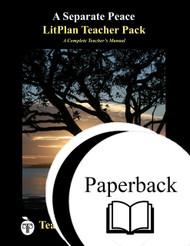 A Separate Peace LitPlan Lesson Plans (Paperback)