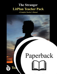 The Stranger LitPlan Lesson Plans (Paperback)