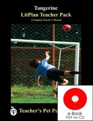 Tangerine Lesson Plans | LitPlan Teacher Pack on CD