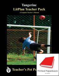 Tangerine LitPlan Lesson Plans (Paperback)