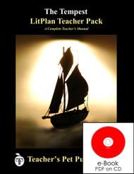 The Tempest Lesson Plans | LitPlan Teacher Pack on CD