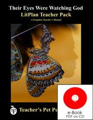 Their Eyes Were Watching God Lesson Plans   LitPlan Teacher Pack on CD