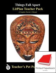 Things Fall Apart LitPlan Lesson Plans (Paperback)