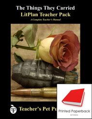 The Things They Carried LitPlan Lesson Plans (Paperback)