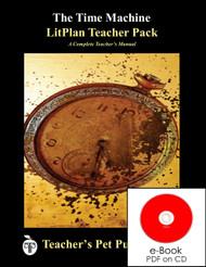 The Time Machine Lesson Plans   LitPlan Teacher Pack on CD