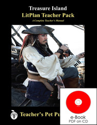 Treasure Island Lesson Plans | LitPlan Teacher Pack on CD