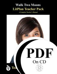 Walk Two Moons LitPlan Lesson Plans (PDF on CD)