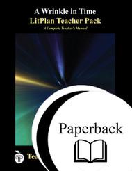 A Wrinkle in Time LitPlan Lesson Plans (Paperback)