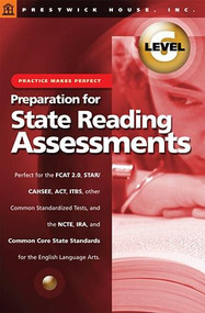 Practice Makes Perfect Prep For State Reading Assessments Grade 6