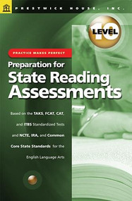 Practice Makes Perfect Prep For State Reading Assessments Grade 10