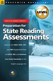 Practice Makes Perfect Prep For State Reading Assessments Grade 11