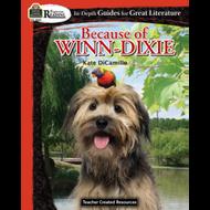 Because of Winn-Dixie: Rigorous Reading Teacher Guide
