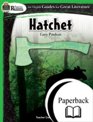 Hatchet: Rigorous Reading Teacher Guide