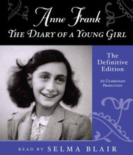 Overstock: Anne Frank The Diary of a Young Girl: The Definitive Edition Audiobook on CD