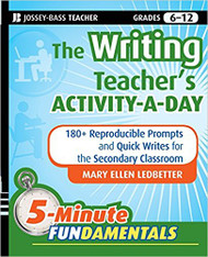 The Writing Teacher's Activity A Day