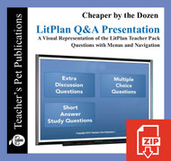 Cheaper By the Dozen Study Questions on Presentation Slides | Q&A Presentation