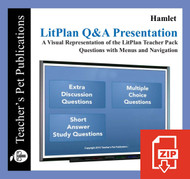 Hamlet Study Questions on Presentation Slides | Q&A Presentation