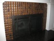 Art in Tiles - Metal Mosaic Tile