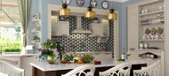 5 Ways to Decorate Your Home With Bella Glass Tiles