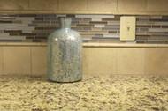 Glass kitchen backsplash tile options