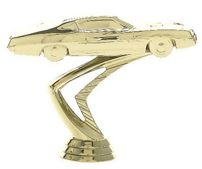 classic car gold trim piece for trophies