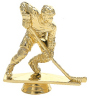 hockey player trophy topper