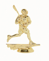 gold raquetball player statue for a trophy