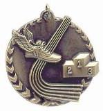 Track Millennium Medals