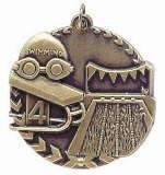 Swimming Millennium Medal