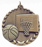 Basketball Millennium Medal