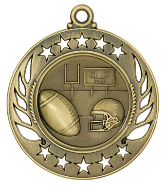 Football Galaxy Medal