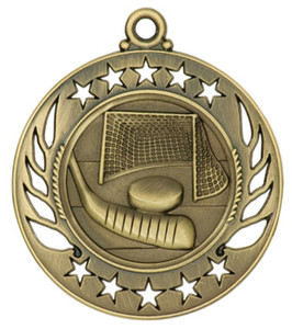 Hockey Galaxy Medal