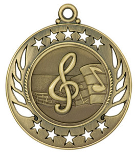 Music Galaxy Medals