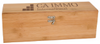 Solid Bamboo Wine Presentation Box