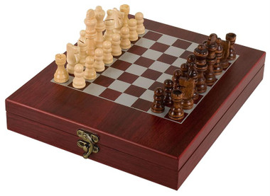 Rosewood Chess Set